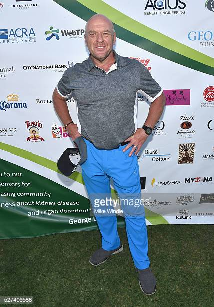 Actor Dean Norris attended the 9th Annual George Lopez Celebrity Golf Classic to benefit The George Lopez Foundation on Monday May 2nd at the...