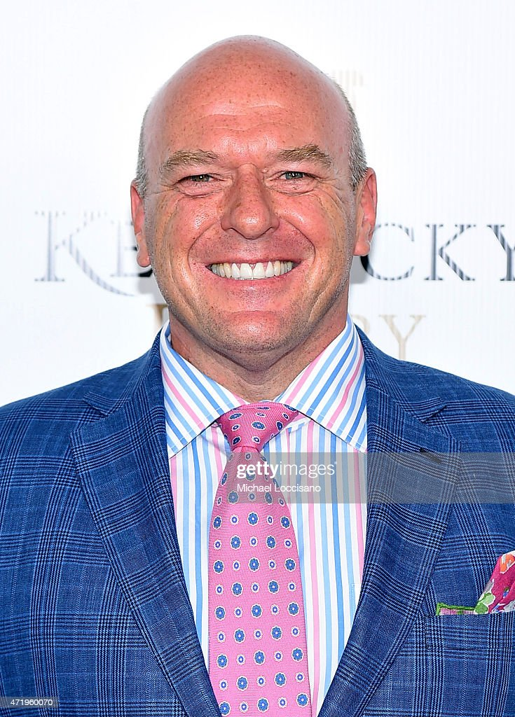 Actor <a gi-track='captionPersonalityLinkClicked' href=/galleries/search?phrase=Dean+Norris&family=editorial&specificpeople=4195761 ng-click='$event.stopPropagation()'>Dean Norris</a> attends the 141st Kentucky Derby at Churchill Downs on May 2, 2015 in Louisville, Kentucky.