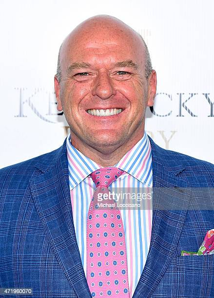 Actor Dean Norris attends the 141st Kentucky Derby at Churchill Downs on May 2 2015 in Louisville Kentucky