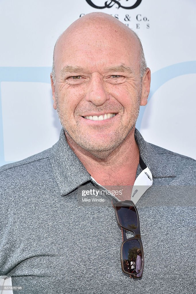 Actor Dean Norris attends the 9th Annual George Lopez Celebrity Golf Classic to benefit The George Lopez Foundation at Lakeside Golf Club on May 2, 2016 in Burbank, California.