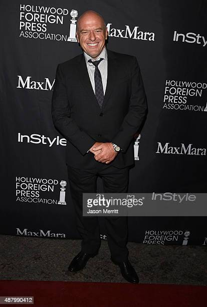 Actor Dean Norris attends the InStyle HFPA party during the 2015 Toronto International Film Festival at the Windsor Arms Hotel on September 12 2015...