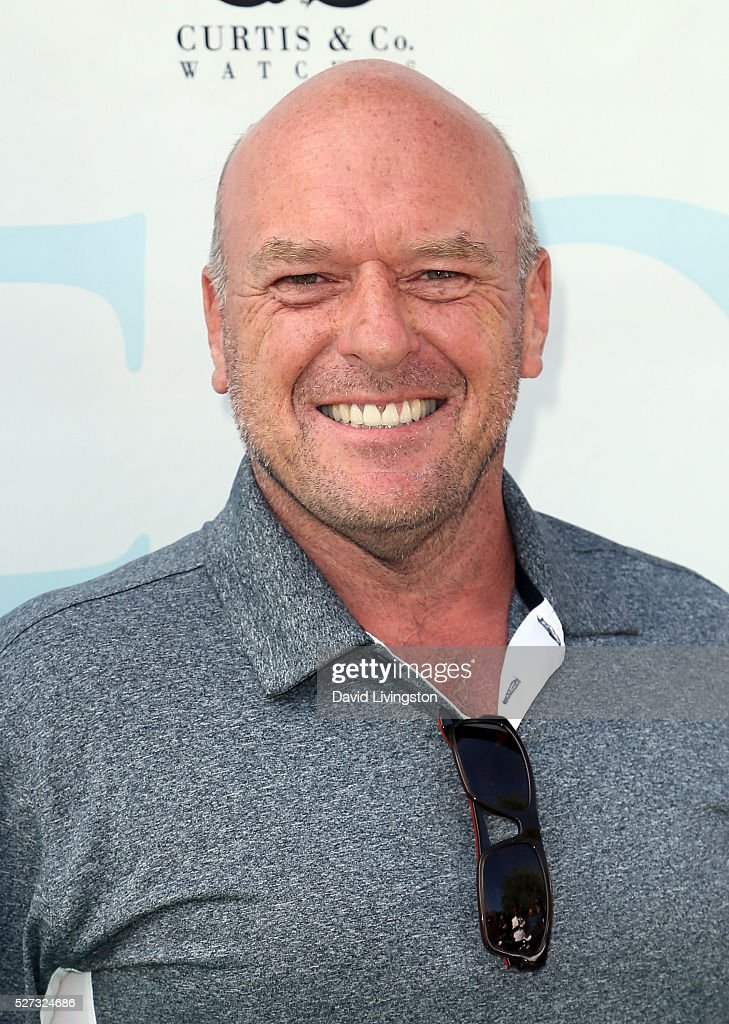 Actor <a gi-track='captionPersonalityLinkClicked' href=/galleries/search?phrase=Dean+Norris&family=editorial&specificpeople=4195761 ng-click='$event.stopPropagation()'>Dean Norris</a> attends the Ninth Annual George Lopez Celebrity Golf Classic at Lakeside Golf Club on May 2, 2016 in Burbank, California.