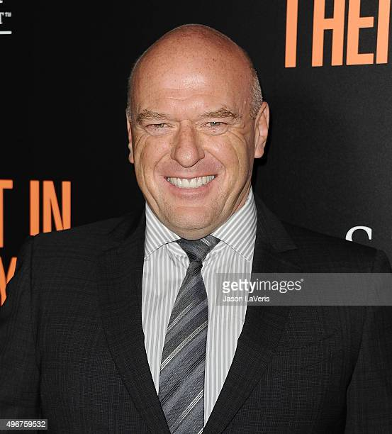 Actor Dean Norris attends the premiere of 'Secret in Their Eyes' at Hammer Museum on November 11 2015 in Westwood California