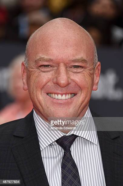Actor Dean Norris attends the 'Remember' premiere during the 2015 Toronto International Film Festival at Roy Thomson Hall on September 12 2015 in...