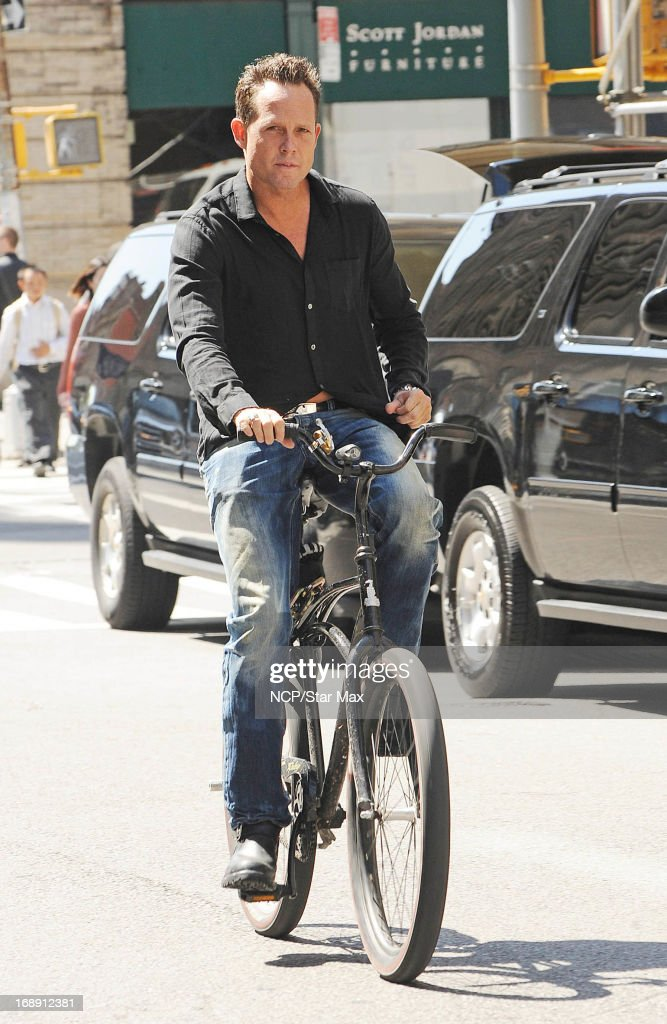 Actor Dean Winters as seen on May 16, 2013 in New York City.