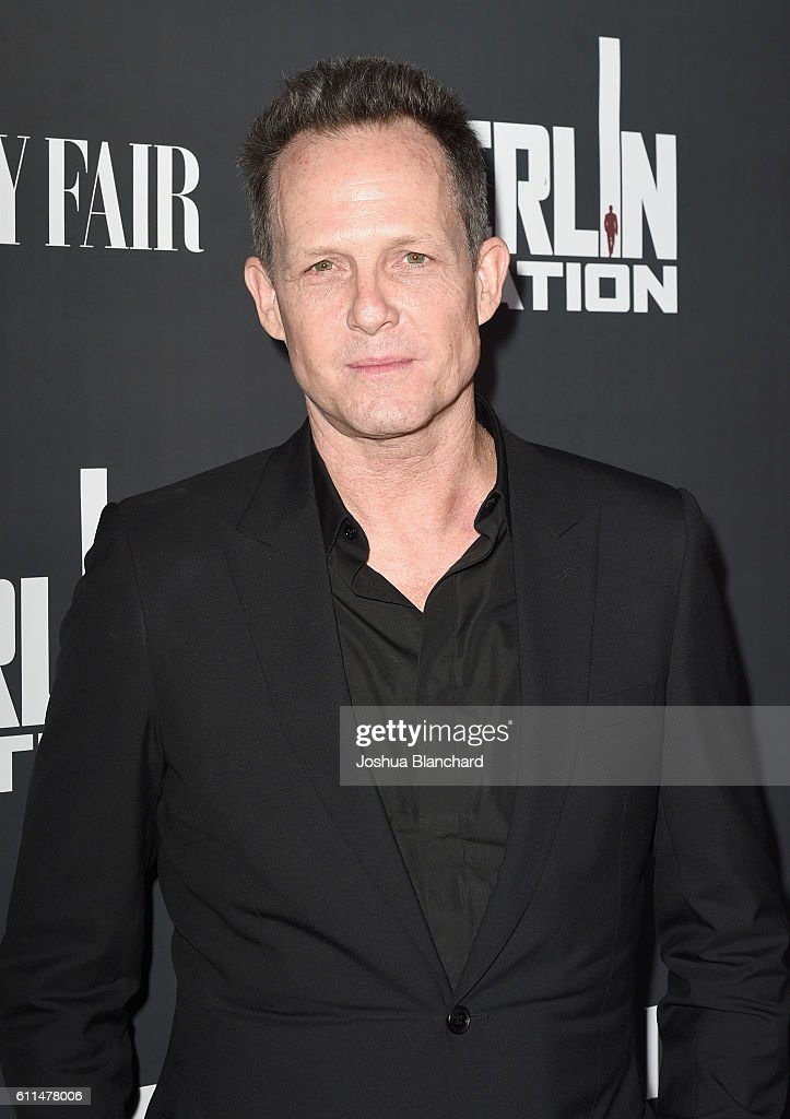 Actor Dean Winters attends EPIX 'Berlin Station' LA premiere at Milk Studios on September 29, 2016 in Los Angeles, California.