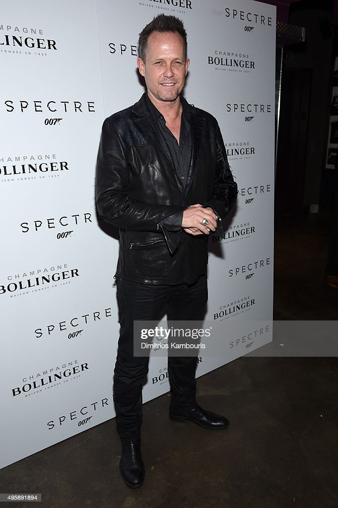 Actor Dean Winters attends the 'Spectre' pre-release screening hosted by Champagne Bollinger and The Cinema Society at the IFC Center on November 5, 2015 in New York City.