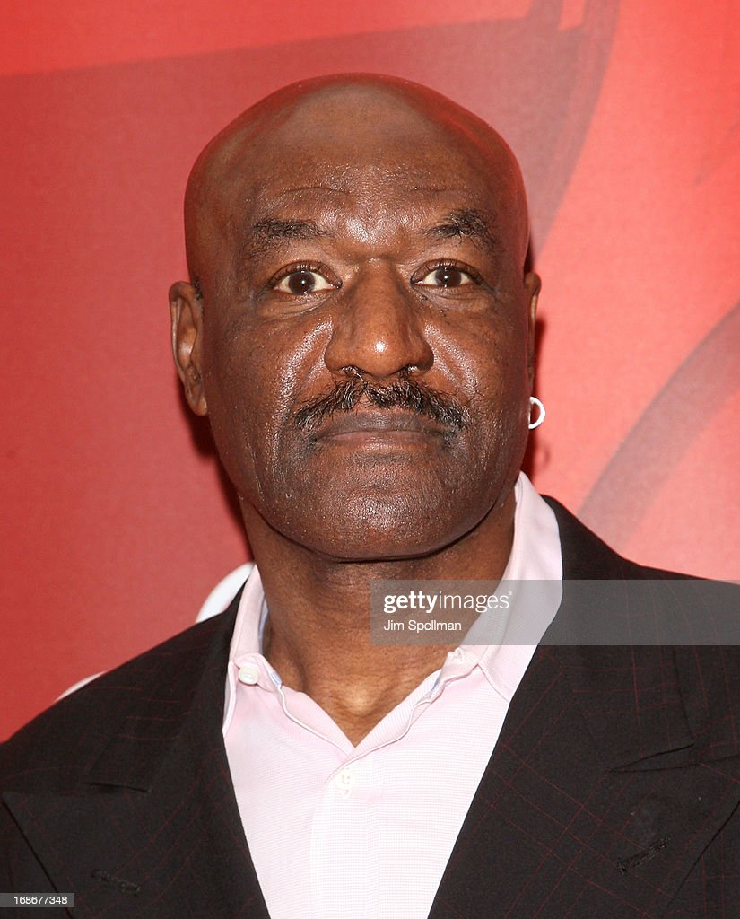Actor Delroy Lindo attends 2013 NBC Upfront Presentation Red Carpet Event at Radio City Music Hall on May 13, 2013 in New York City.