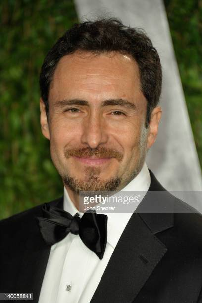 Actor Demian Bichir arrives at the 2012 Vanity Fair Oscar Party hosted by Graydon Carter at Sunset Tower on February 26 2012 in West Hollywood...