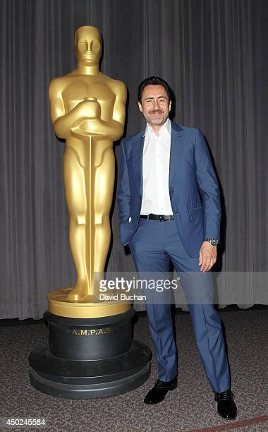 Actor Demian Bichir attends The Academy of Motion Picture Arts and Sciences' 41st Student Academy Awards at DGA Theater on June 7 2014 in Los Angeles...