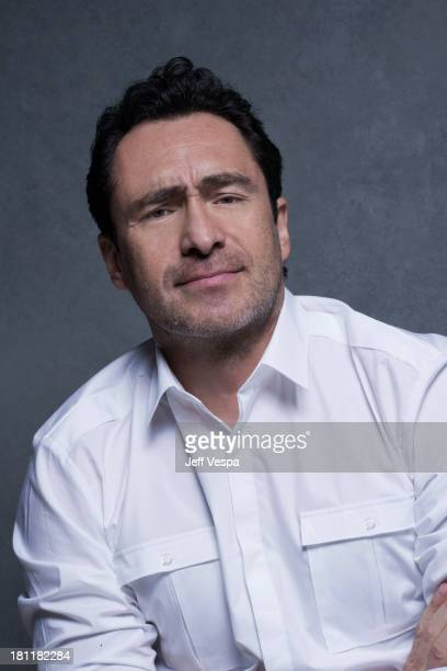 Actor Demian Bichir is photographed at the Toronto Film Festival on September 9 2013 in Toronto Ontario