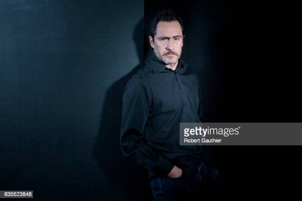 Actor Demian Bichir is photographed for Los Angeles Times on January 15 2017 in Los Angeles California PUBLISHED IMAGE CREDIT MUST READ Robert...