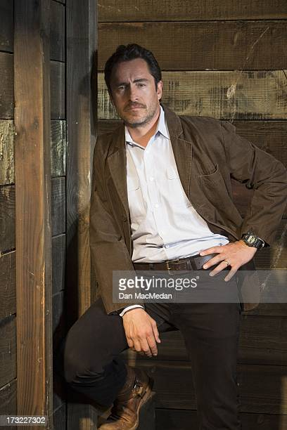 Actor Demian Bichir is photographed for USA Today on July 3 2013 in Van Nuys California