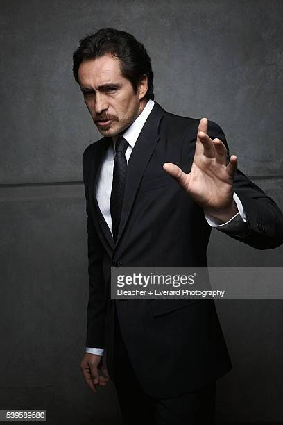 Actor Demian Bichir is photographed on November 3 2009 in New York City