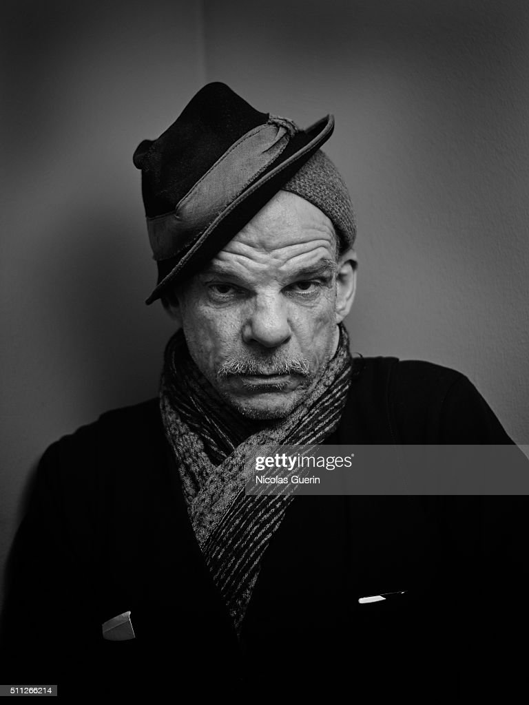 Actor <a gi-track='captionPersonalityLinkClicked' href=/galleries/search?phrase=Denis+Lavant&family=editorial&specificpeople=2992486 ng-click='$event.stopPropagation()'>Denis Lavant</a> is photographed for Self Assignment on February 13, 2016 in Berlin, Germany.