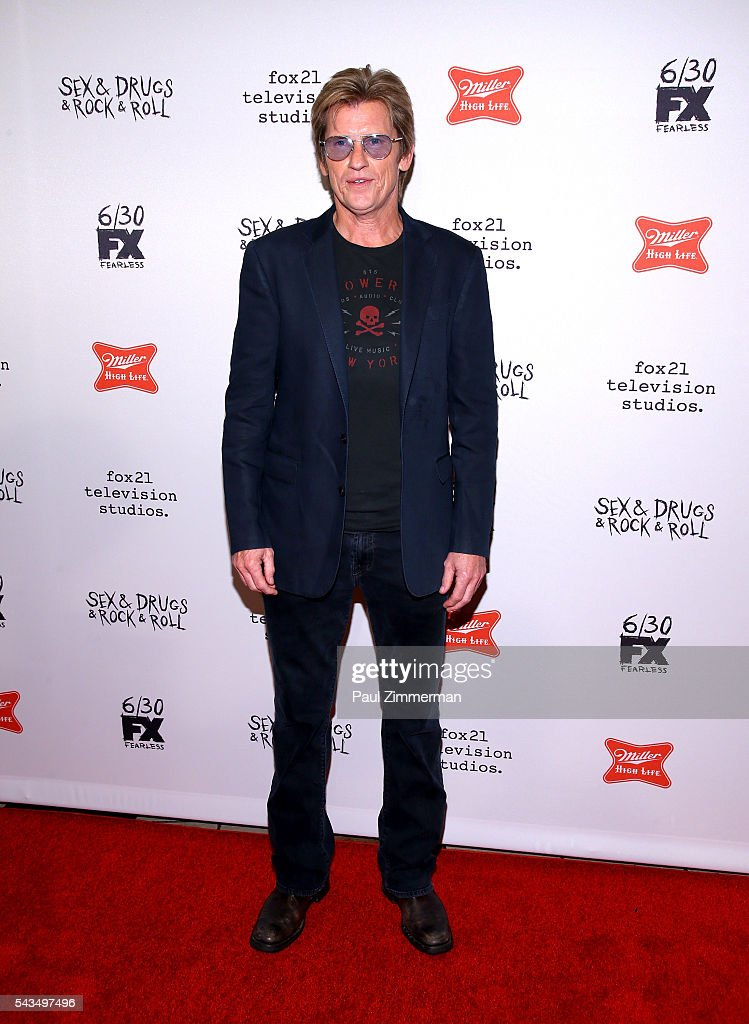 Actor Denis Leary attends 'Sex&Drugs&Rock&Roll' Season 2 Premiere at AMC Loews 34th Street 14 theater on June 28, 2016 in New York City.