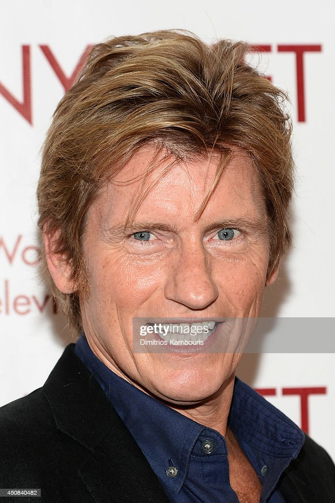 Actor <a gi-track='captionPersonalityLinkClicked' href=/galleries/search?phrase=Denis+Leary&family=editorial&specificpeople=204773 ng-click='$event.stopPropagation()'>Denis Leary</a> attends the 2014 New York Women In Film And Television 'Designing Women' Awards Gala at McGraw Hill Building on June 18, 2014 in New York City.