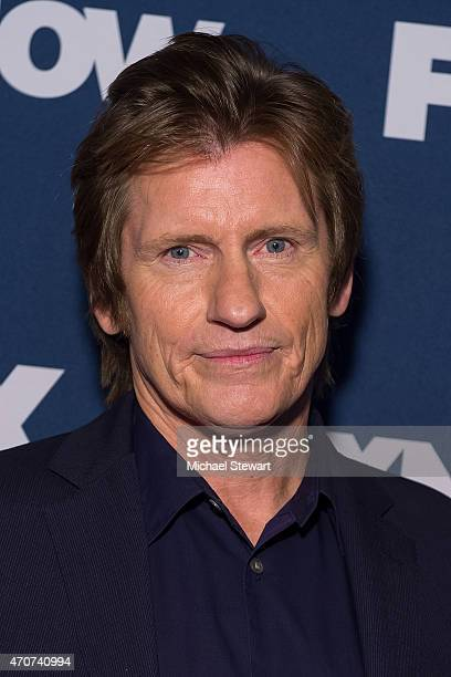 Actor Denis Leary attends the 2015 FX Bowling Party at Lucky Strike on April 22 2015 in New York City