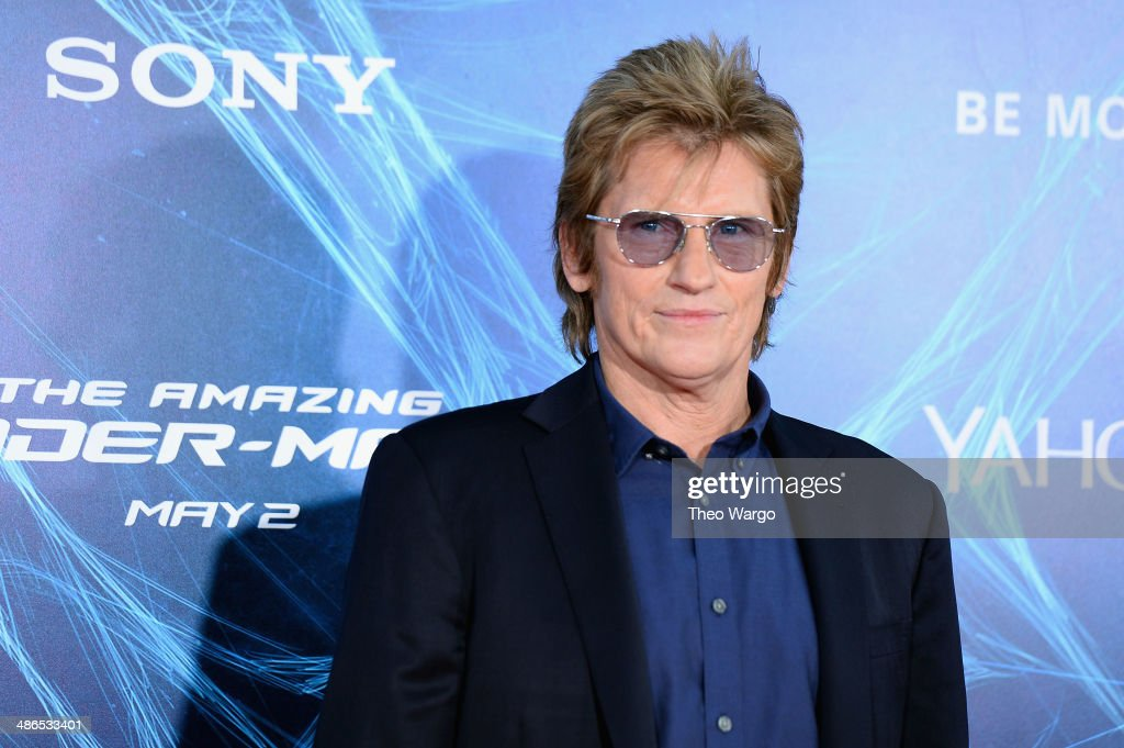 Actor Denis Leary attends 'The Amazing SpiderMan 2' premiere at the Ziegfeld Theater on April 24 2014 in New York City