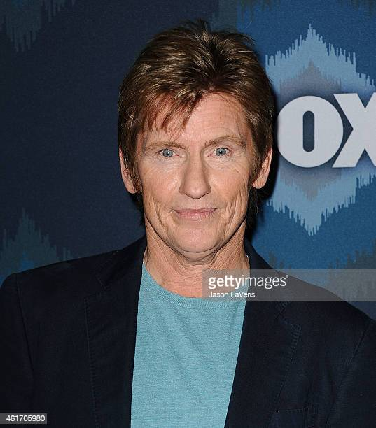 Actor Denis Leary attends the FOX winter TCA AllStar party at Langham Hotel on January 17 2015 in Pasadena California