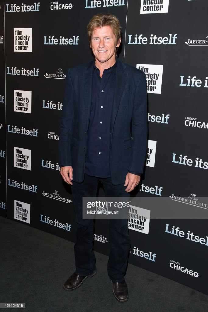 Actor Denis Leary attends the 'Life Itself' screening at The Film Society of Lincoln Center Walter Reade Theatre on June 23 2014 in New York City