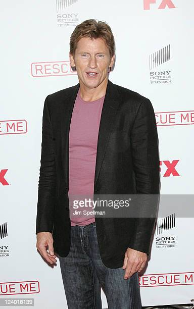 Actor Denis Leary attends the 'Rescue Me' Season 7 series finale episode screening at the Ziegfeld Theatre on September 7 2011 in New York City