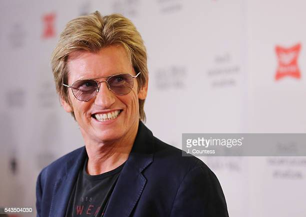 Actor Denis Leary attends the 'SexDrugsRockRoll' Season 2 Premiere at AMC Loews 34th Street 14 theater on June 28 2016 in New York City