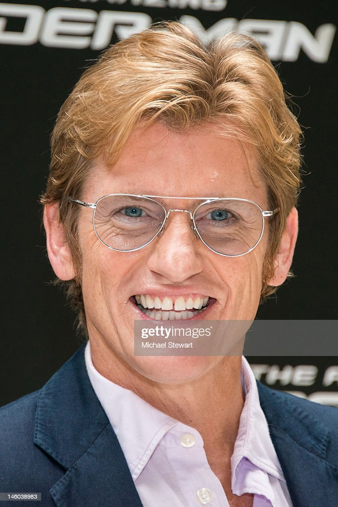 Actor <a gi-track='captionPersonalityLinkClicked' href=/galleries/search?phrase=Denis+Leary&family=editorial&specificpeople=204773 ng-click='$event.stopPropagation()'>Denis Leary</a> attends the 'The Amazing Spider-Man' New York City Photo Call at Crosby Street Hotel on June 9, 2012 in New York City.