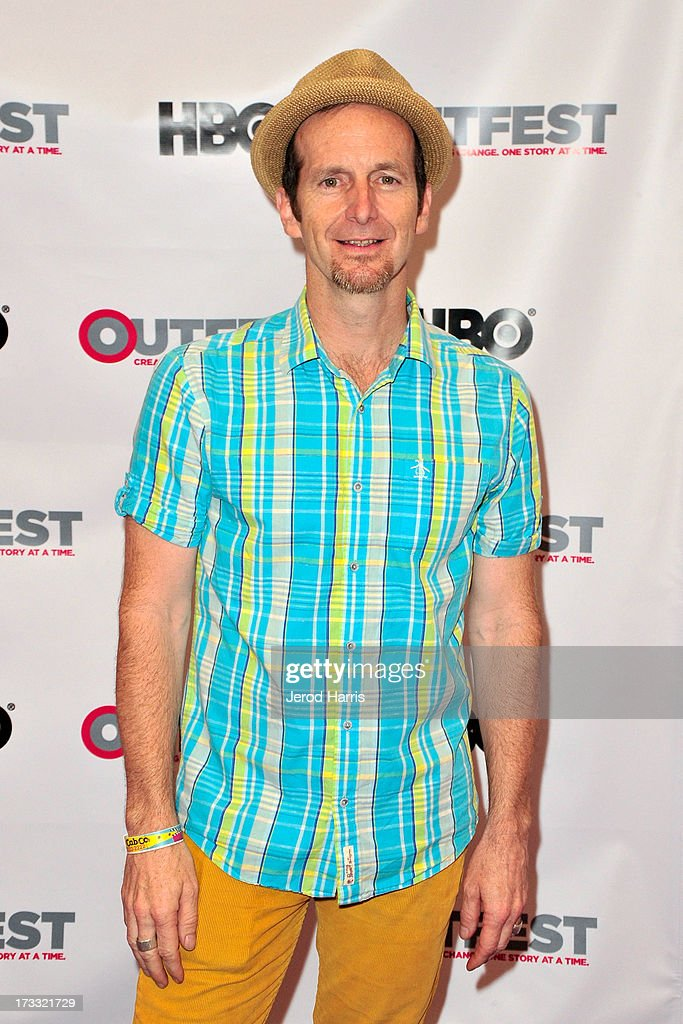 Actor <a gi-track='captionPersonalityLinkClicked' href=/galleries/search?phrase=Denis+O%27Hare&family=editorial&specificpeople=213830 ng-click='$event.stopPropagation()'>Denis O'Hare</a> arrives at the Outfest Opening Night Gala of 'C.O.G.' at Orpheum Theatre on July 11, 2013 in Los Angeles, California.