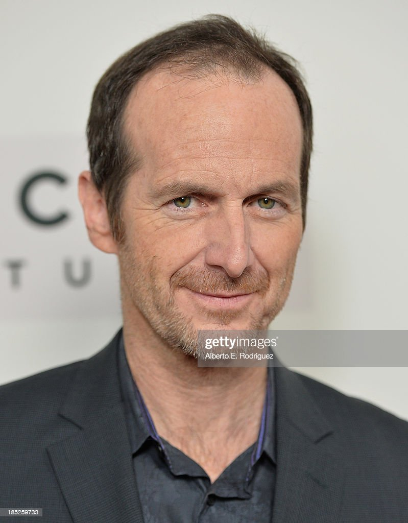 Actor Denis O'Hare attends Focus Features' 'Dallas Buyers Club' premiere at the Academy of Motion Picture Arts and Sciences on October 17, 2013 in Beverly Hills, California.