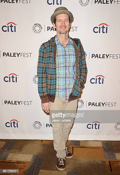 Actor Denis O'Hare attends the 'American Horror Story Coven' event at the 2014 PaleyFest at Dolby Theatre on March 28 2014 in Hollywood California