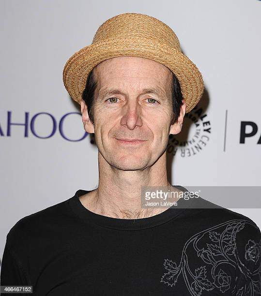 Actor Denis O'Hare attends the 'American Horror Story Freak Show' event at the 32nd annual PaleyFest at Dolby Theatre on March 15 2015 in Hollywood...