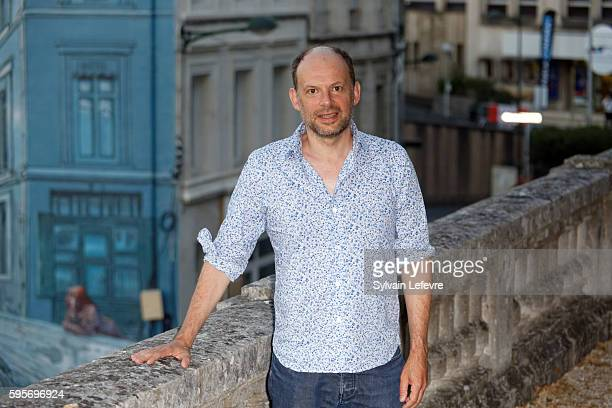 Actor Denis Podalydes attends 9th Angouleme FrenchSpeaking Film Festival on August 25 2016 in Angouleme France