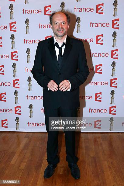 Actor Denis Podalydes attends 'La 28eme Nuit des Molieres' on May 23 2016 in Paris France