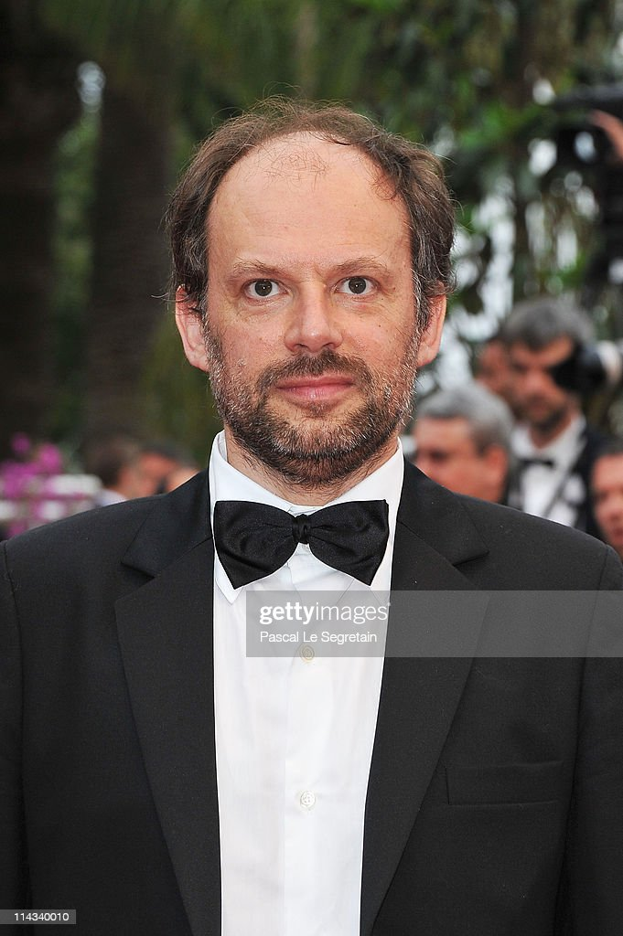 Actor Denis Podalydes attends the 'La Conquete' premiere during 64th Annual Cannes Film Festival at Palais des Festivals on May 18, 2011 in Cannes, France.