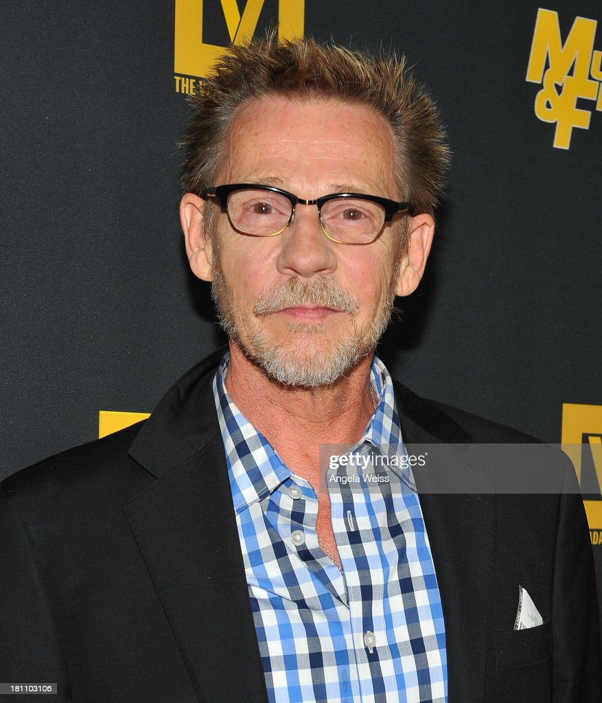 Actor Dennis Christopher arrives at the Los Angeles premiere of 'GENERATION IRON' at Chinese 6 Theater Hollywood on September 18, 2013 in Hollywood, California.