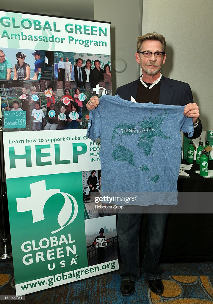 Actor Dennis Christopher at GBK's Oscars Gift Lounge 2013 - Day 1 at Sofitel Hotel on February 22, 2013 in Los Angeles, California.