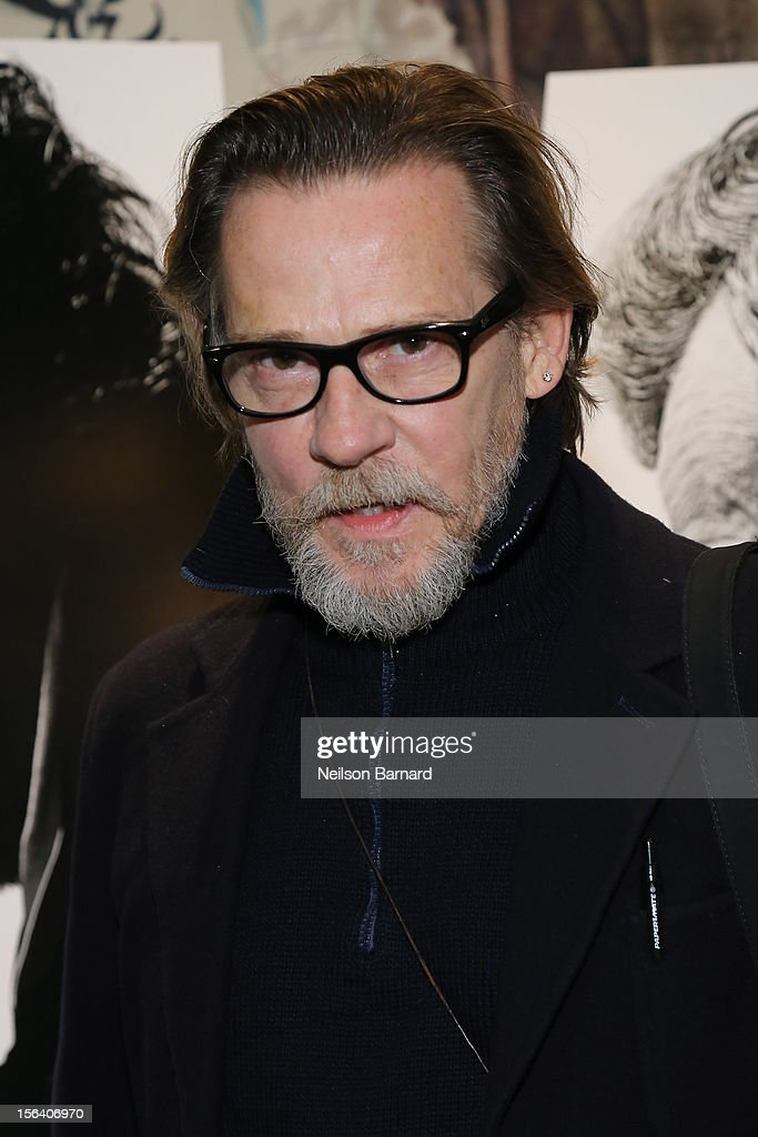 Actor Dennis Christopher attends the special screening of Steven Spielberg's Lincoln at the Ziegfeld Theatre on November 14, 2012 in New York City.