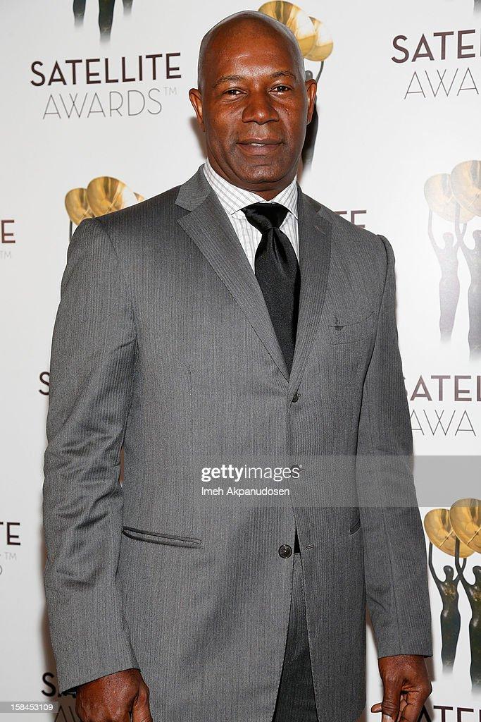 Actor Dennis Haysbert attends International Press Academy's 17th Annual Satellite Awards at InterContinental Hotel on December 16, 2012 in Century City, California.