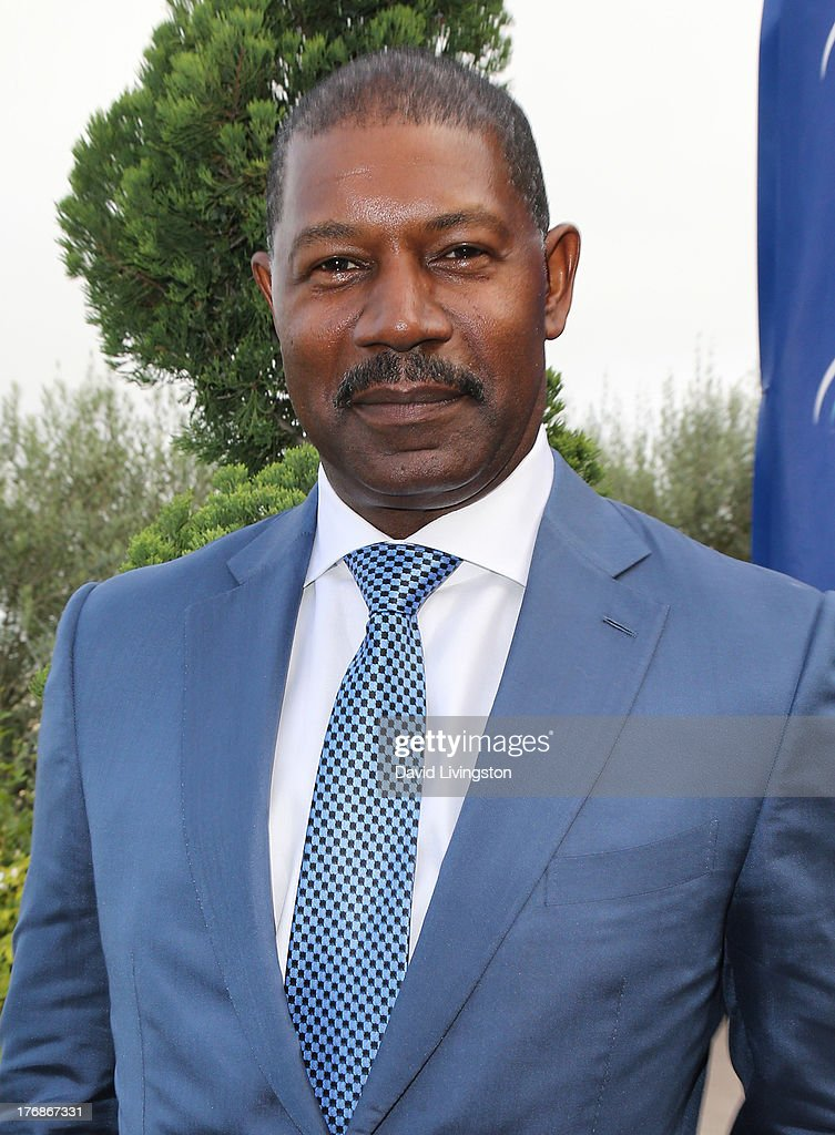 Actor <a gi-track='captionPersonalityLinkClicked' href=/galleries/search?phrase=Dennis+Haysbert&family=editorial&specificpeople=212993 ng-click='$event.stopPropagation()'>Dennis Haysbert</a> attends Oceana's 6th Annual SeaChange Summer Party at Villa di Sogni on August 18, 2013 in Laguna Beach, California.