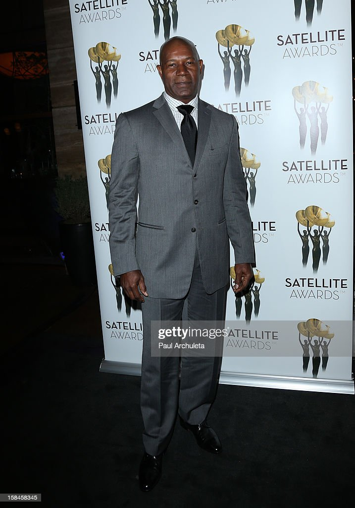 Actor Dennis Haysbert attends the International Press Academy's 17th Annual Satellite Awards at InterContinental Hotel on December 16, 2012 in Century City, California.