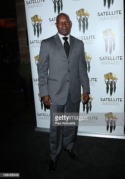 Actor Dennis Haysbert attends the International Press Academy's 17th Annual Satellite Awards at InterContinental Hotel on December 16 2012 in Century...