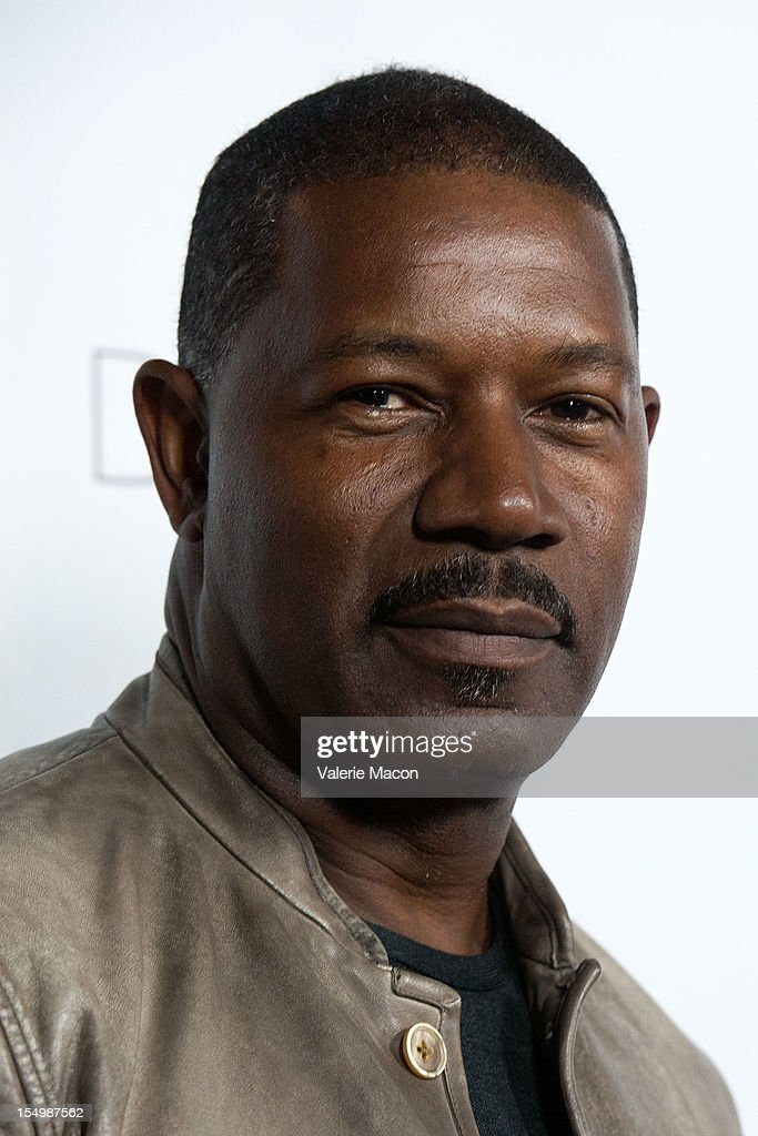 Actor Dennis Haysbert attends The Premiere Of RADiUS-TWC's 'The Details' at ArcLight Cinemas on October 29, 2012 in Hollywood, California.