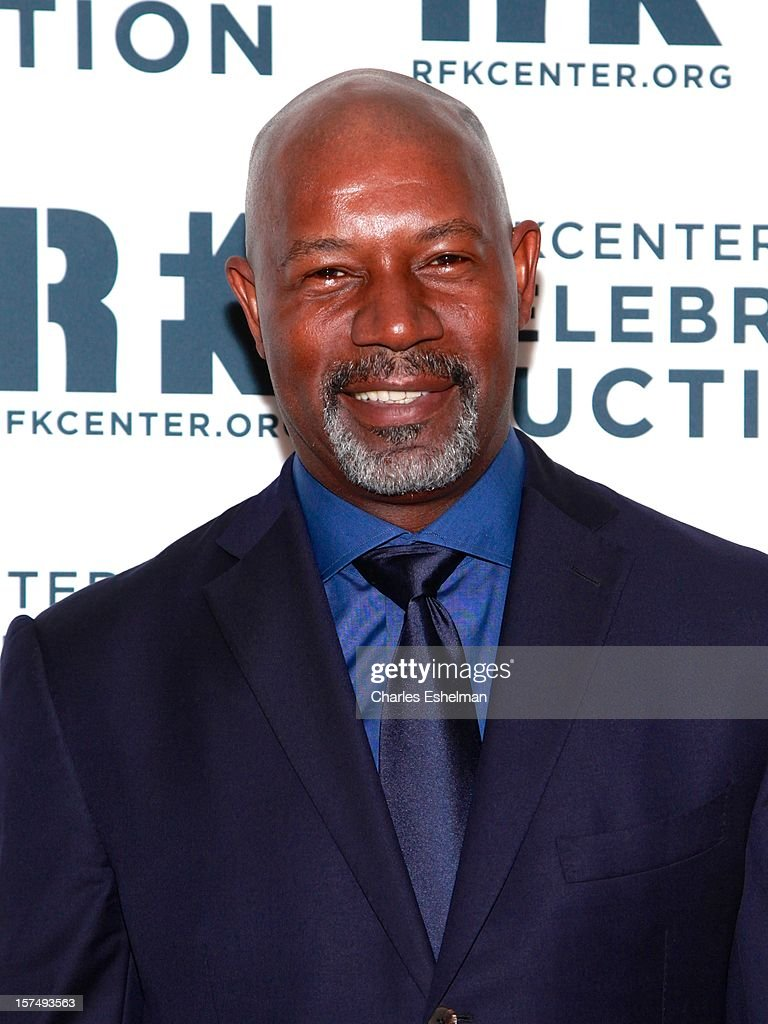 Actor Dennis Haysbert attends the Robert F. Kennedy Center for Justice and Human Rights 2012 Ripple of Hope gala at The New York Marriott Marquis on December 3, 2012 in New York City.