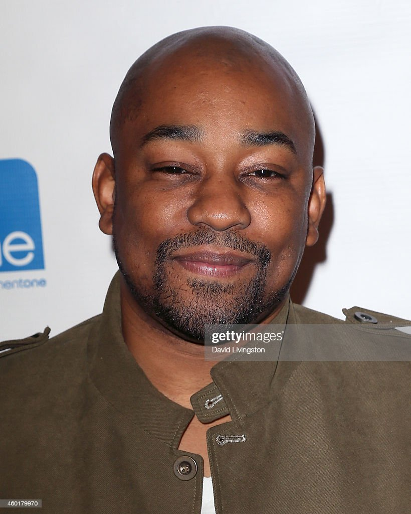 Actor Dennis LA White attends the pemiere of 'Lap Dance' at ArcLight Cinemas on December 8 2014 in Hollywood California