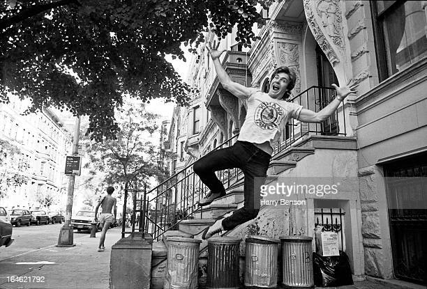 Actor Dennis Quaid is photographed in 1983 in New York City