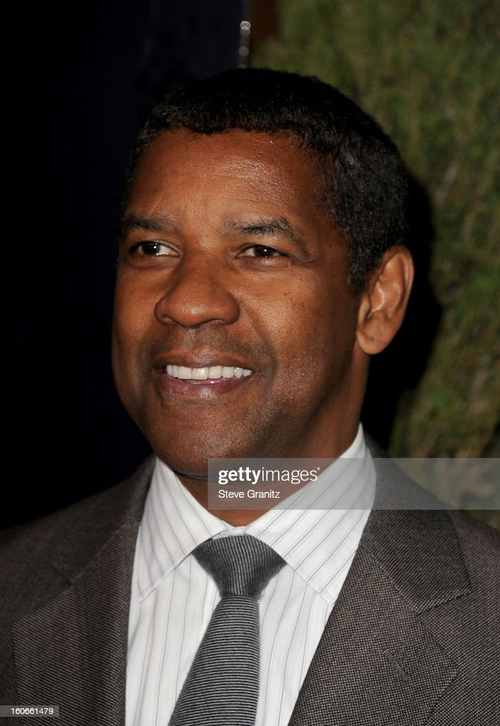 Actor Denzel Washington attends the 85th Academy Awards Nominees Luncheon at The Beverly Hilton Hotel on February 4, 2013 in Beverly Hills, California.