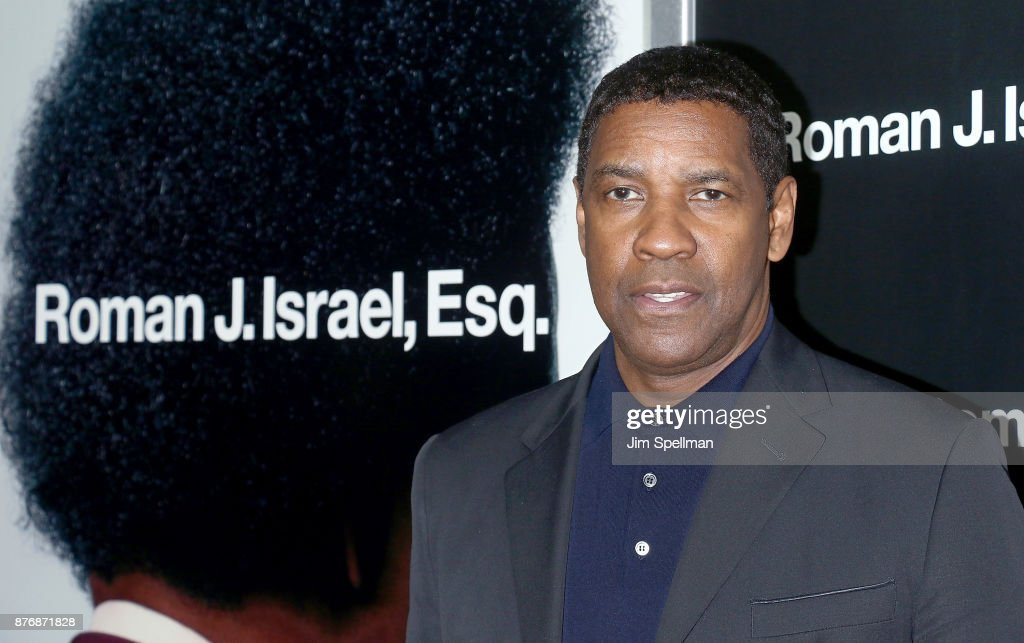 """Roman J Israel Esquire"" New York Premiere"