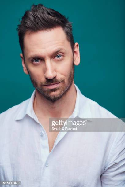 Actor Derek Wilson of Hulu's 'Future Man' poses for a portrait during the 2017 Summer Television Critics Association Press Tour at The Beverly Hilton...