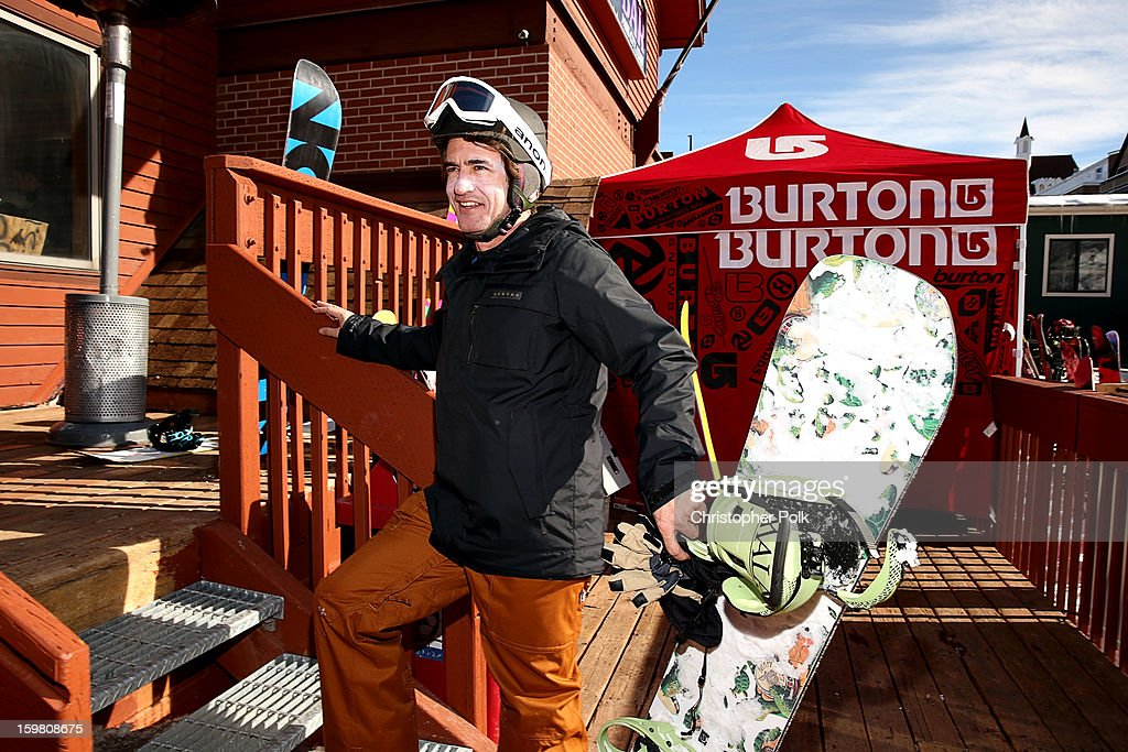 Actor Dermot Mulroney attends Burton Learn To Ride - Day 2 on January 20, 2013 in Park City, Utah.